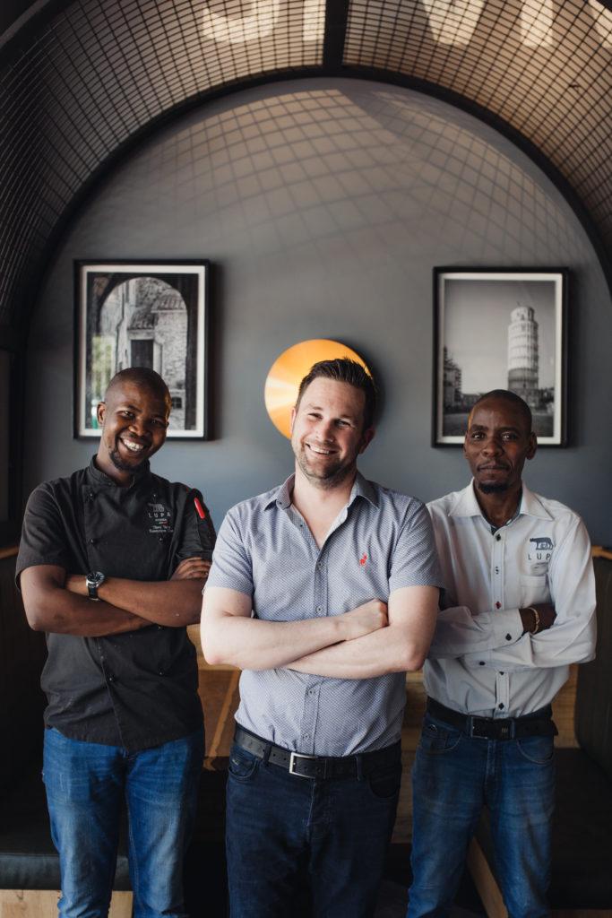 Italian restaurant in Cape Town