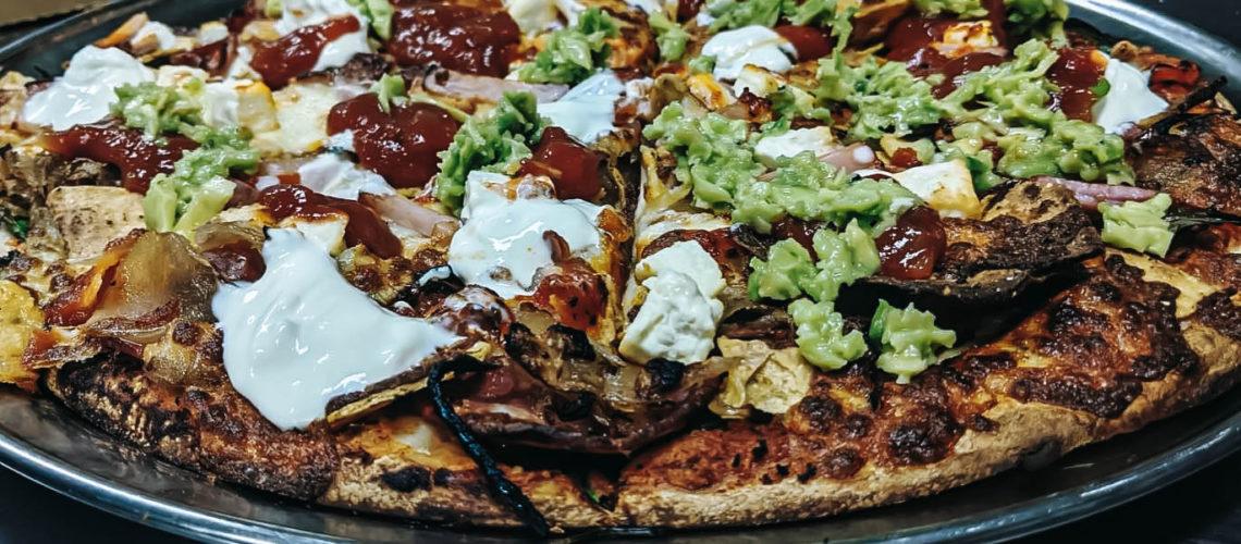 nacho libre pizza